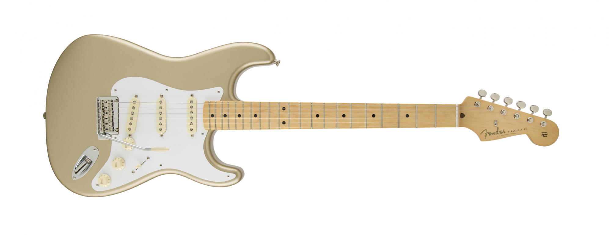 Fender Classic Player 50's Strat MN Shoreline Gold