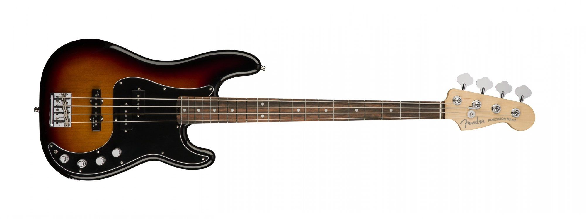 Fender American Elite Precision Bass 3 Color Burst