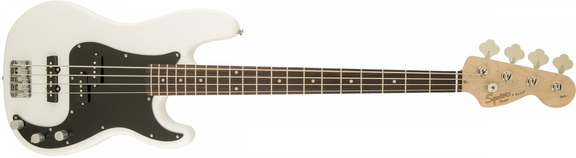 Fender Squier Affinity PJ Bass Olympic White