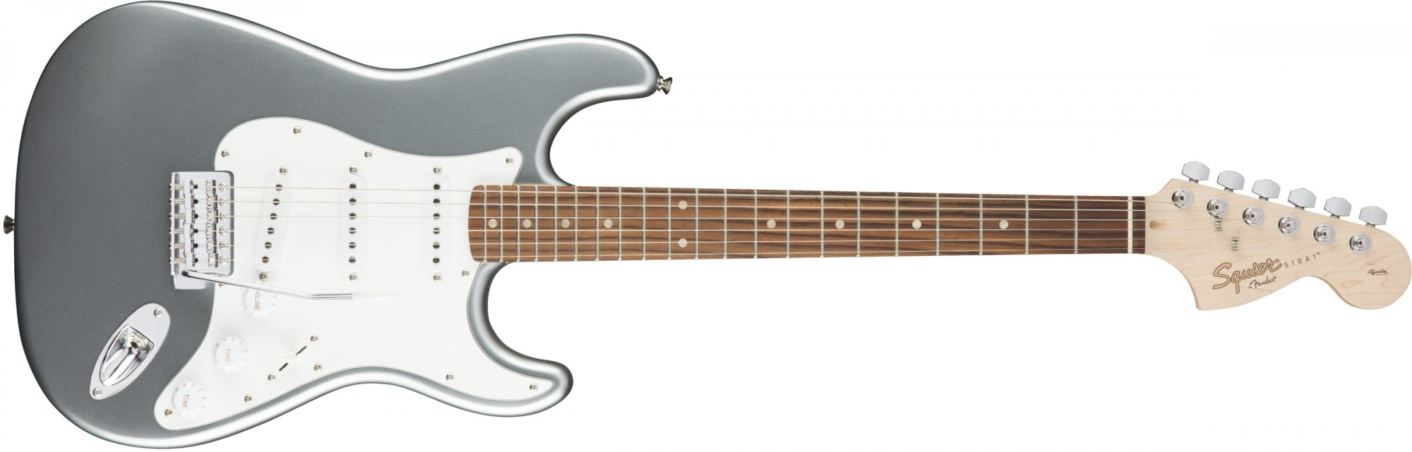 Fender Squier Affinity Stratocaster Slick Silver