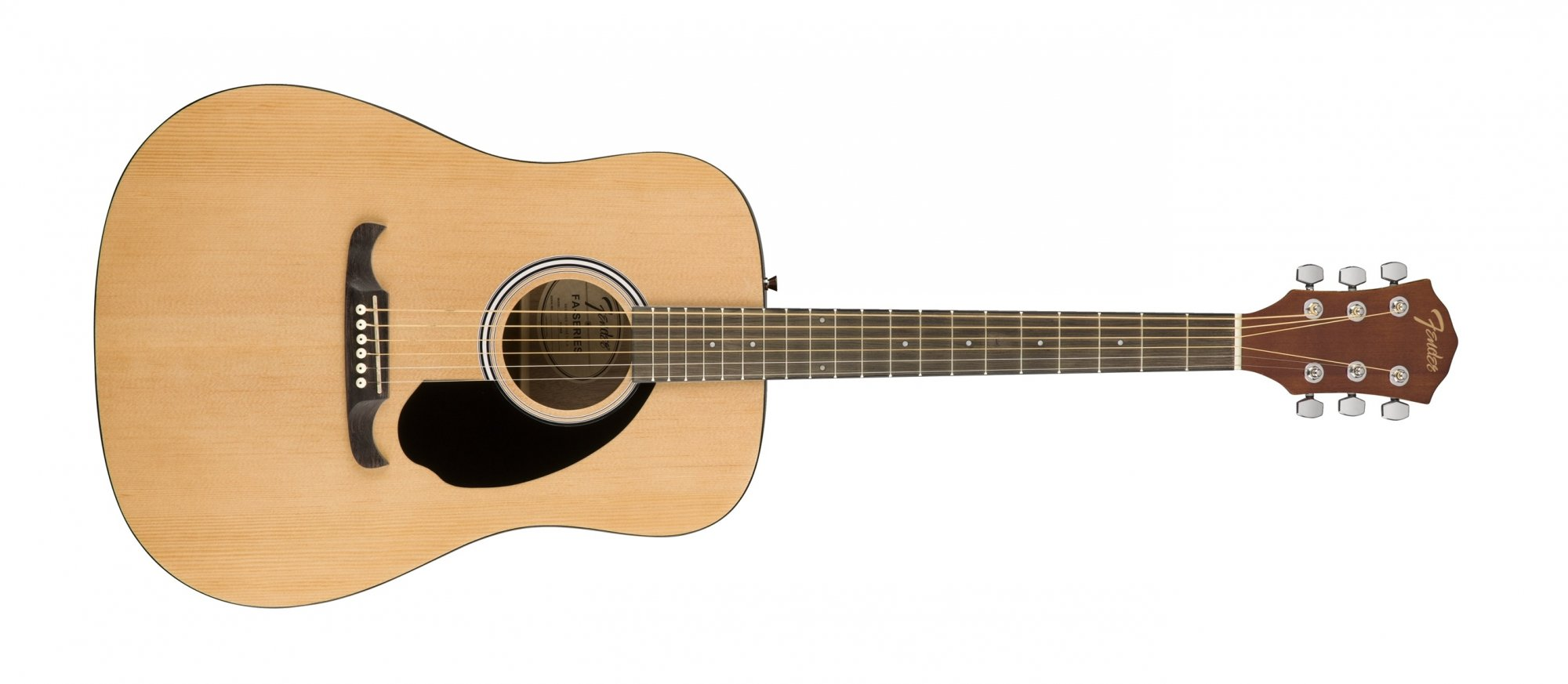 Fender FA-125 Dreadnougth Acoustic Guitar with Bag Natural