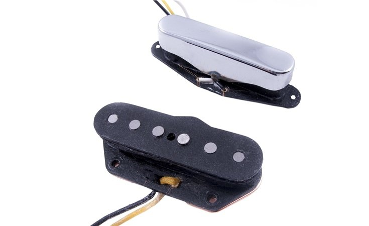 Fender Custom Shop Twisted Tele Pickup Set of 2