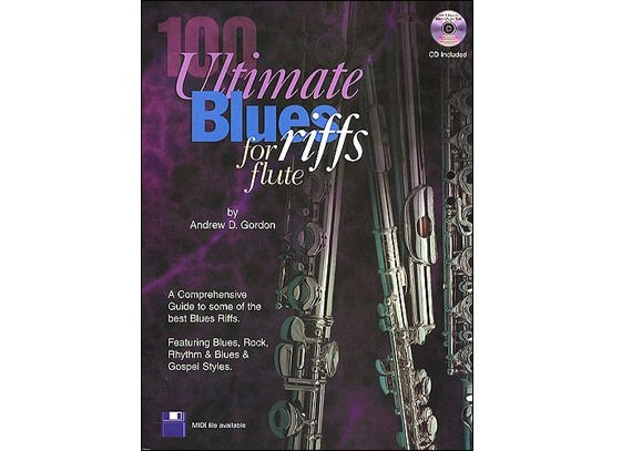 100 Ultimate Blues Riffs for Flute