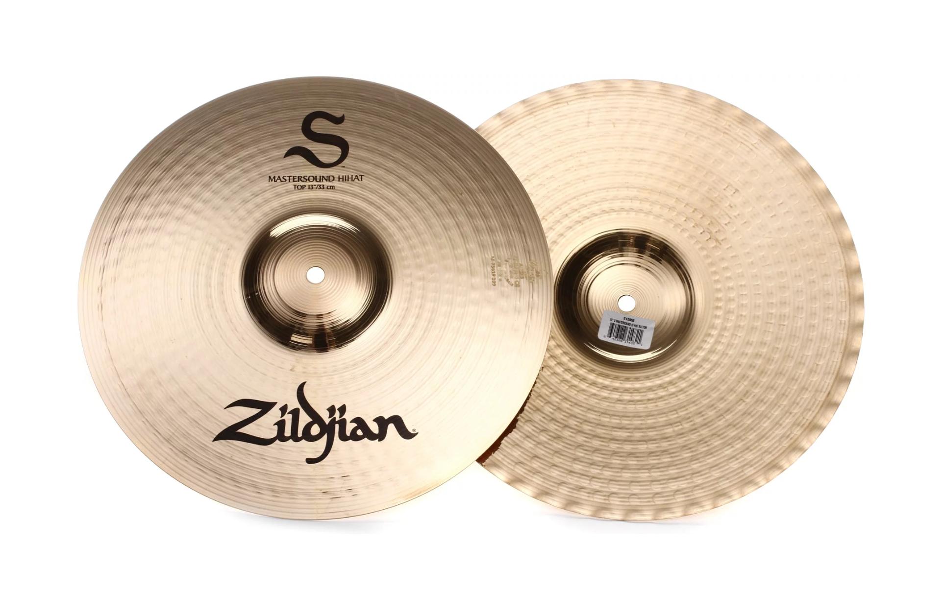 Zildjian S Series 13 Mastersound Hi Hats