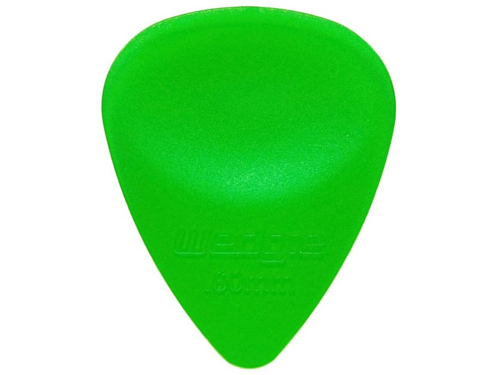 Wedgie Clear XL Picks .60mm, 12-Pack