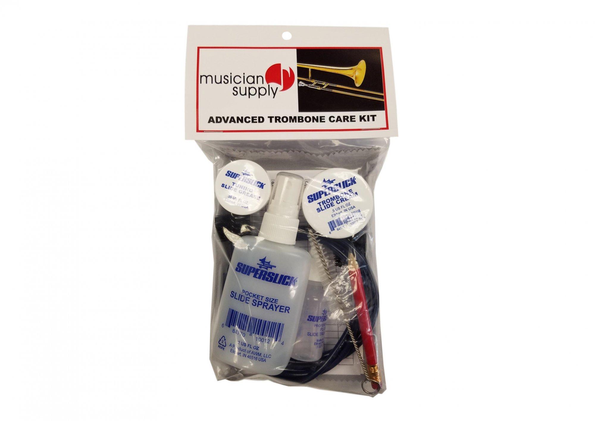 Advanced Trombone Care Kit
