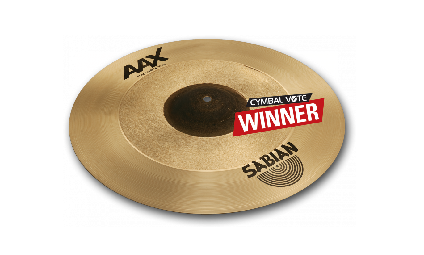 Sabian Freq Crash 16'' Cymbal