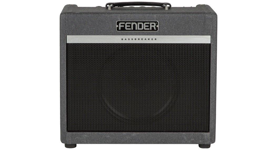 Fender Bassbreaker 15 Combo Guitar Amp