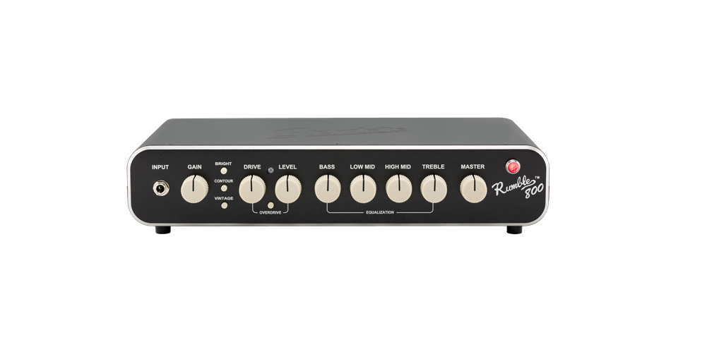 Fender Rumble 800 Bass Amplifier Head