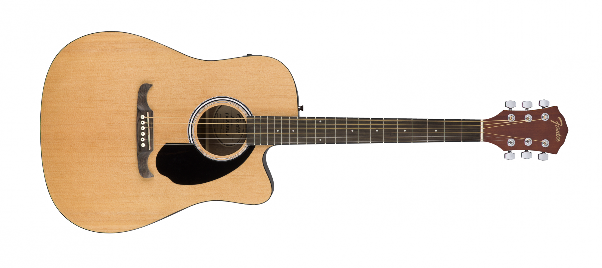 Fender FA-125CE Dreadnought Acoustic Electric Guitar