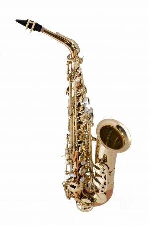 Selmer SAS280R La Voix II Alto Saxophone Outfit, Lacquer