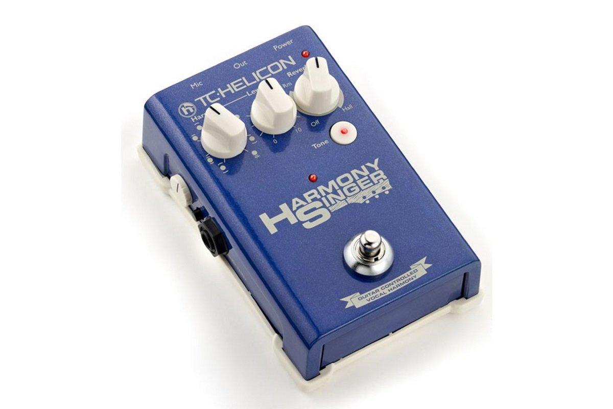 TC Helicon Harmony Singer II Vocal Processor