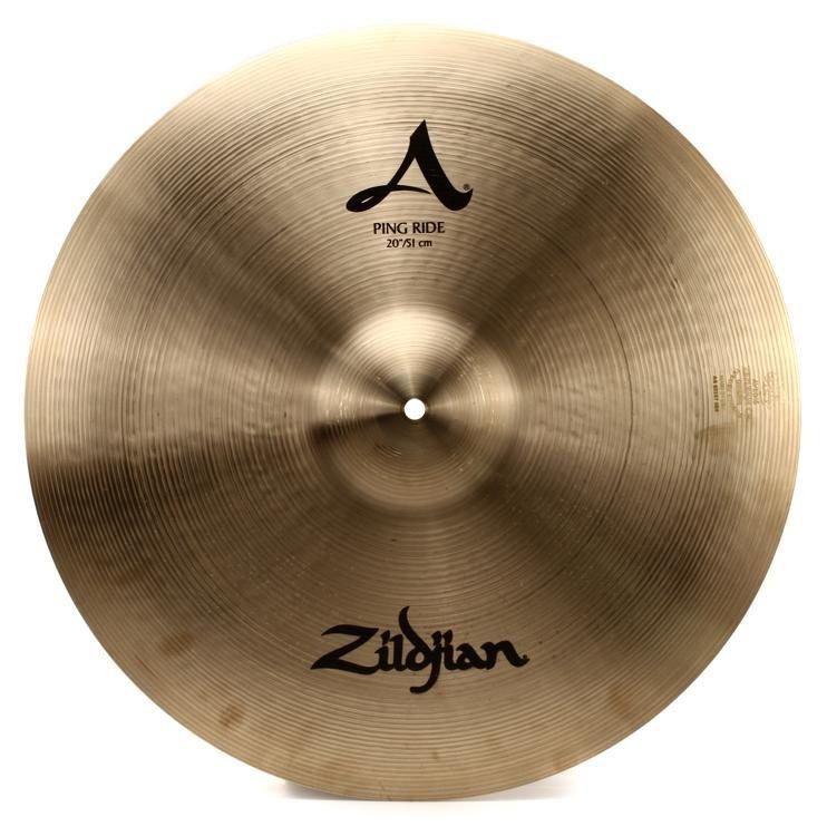 Zildjian A Series 20 Rock Ride