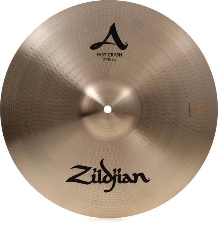 Zildjian A Series 14 Fast Crash