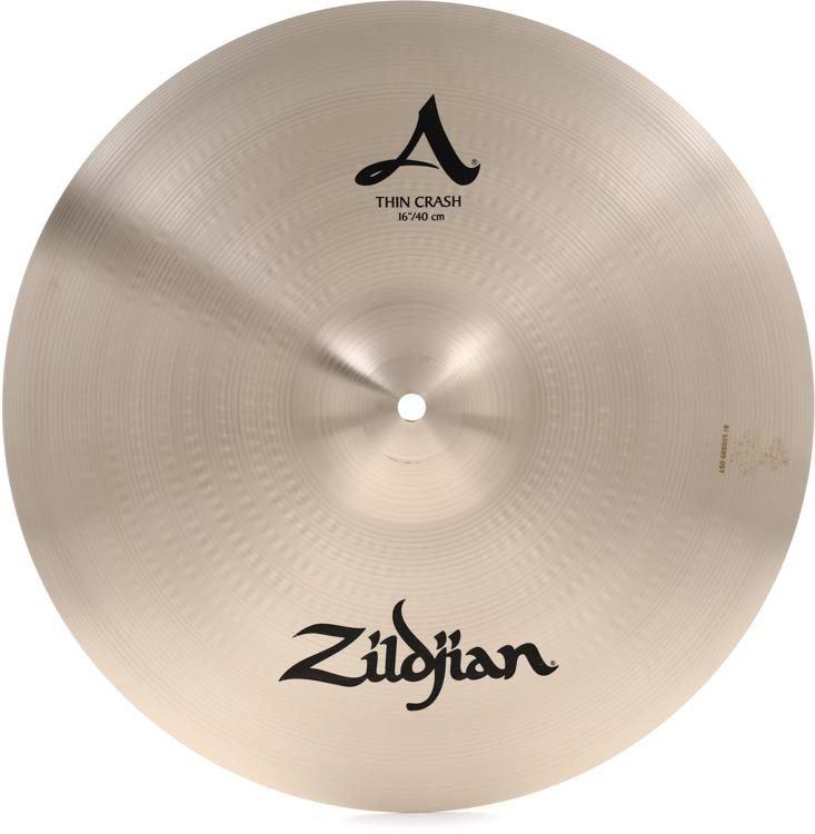 Zildjian A Series 16 Thin Crash