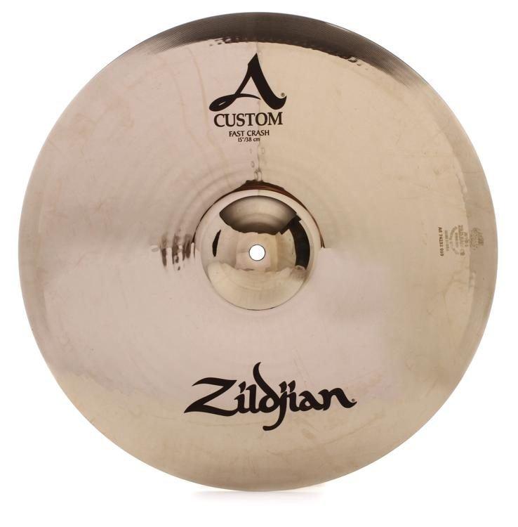 Zildjian A Custom 15 Crash