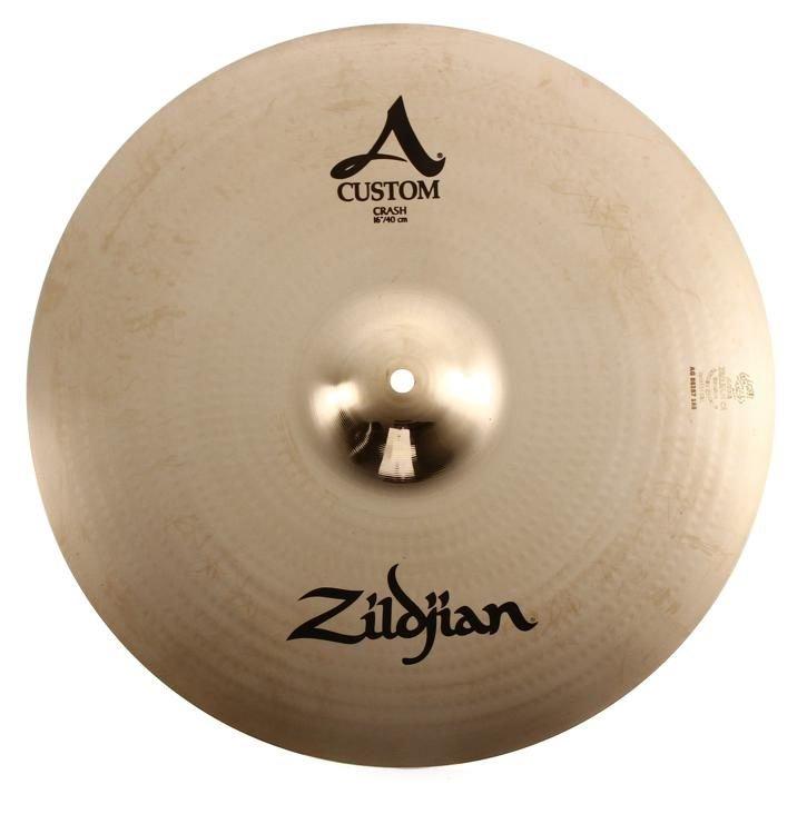 Zildjian A Customs 16 Crash