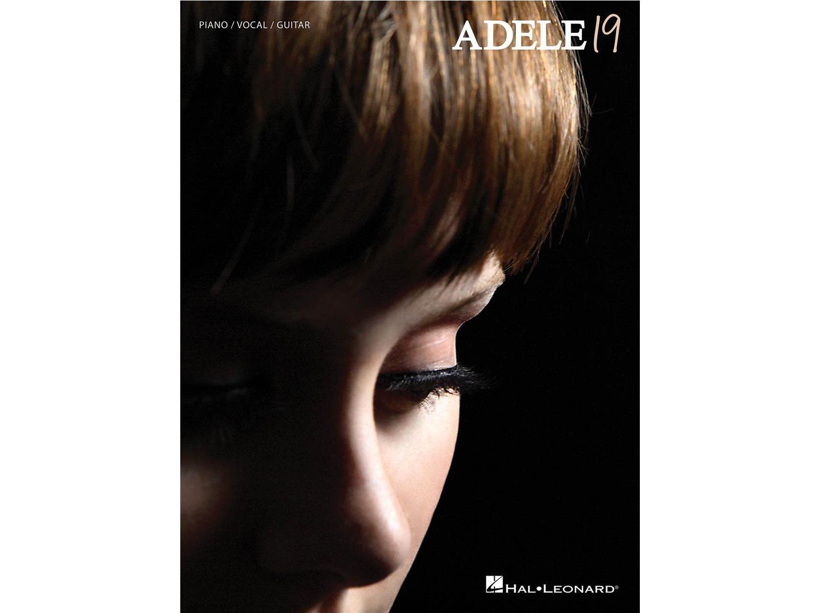 Adele 19 Piano/Vocal/Guitar