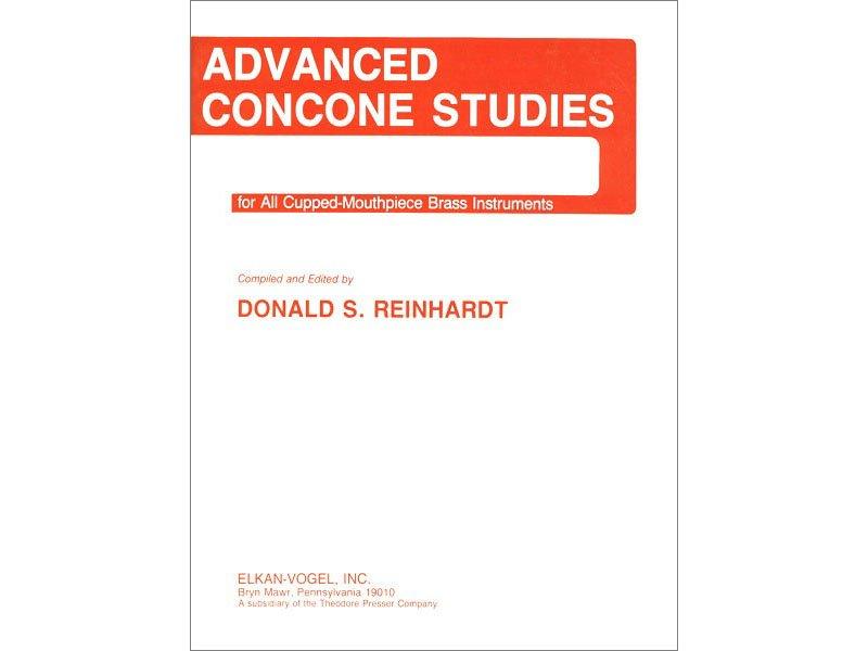 Advanced Concone Studies