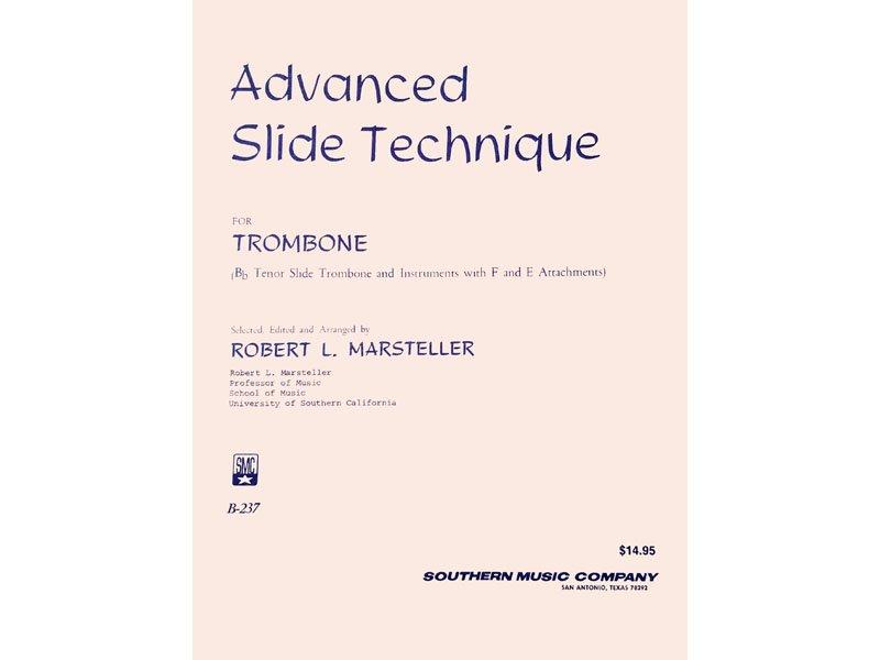 Advanced Slide Technique for Trombone