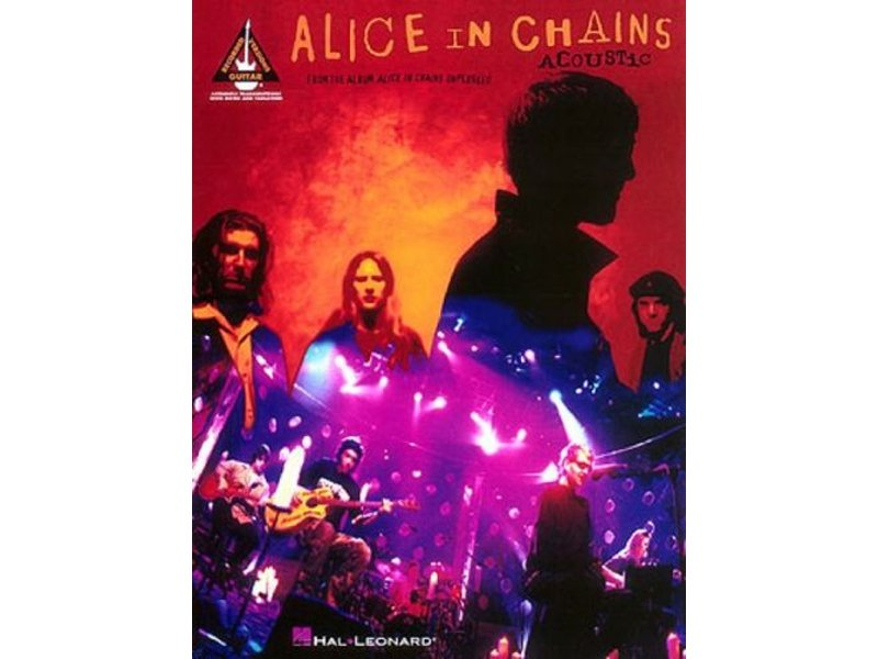 Alice in Chains Acoustic, Recorded Versions