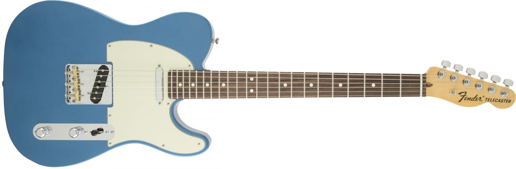Fender American Special Telecaster RW Lake Placid Blue