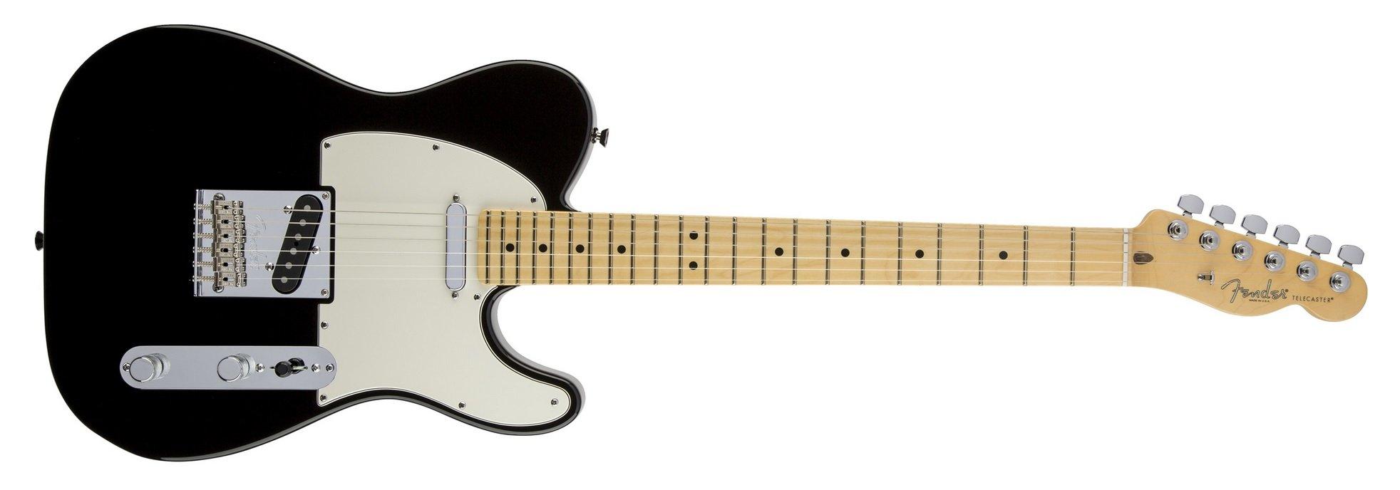 Fender American Standard Telecaster MN BLK
