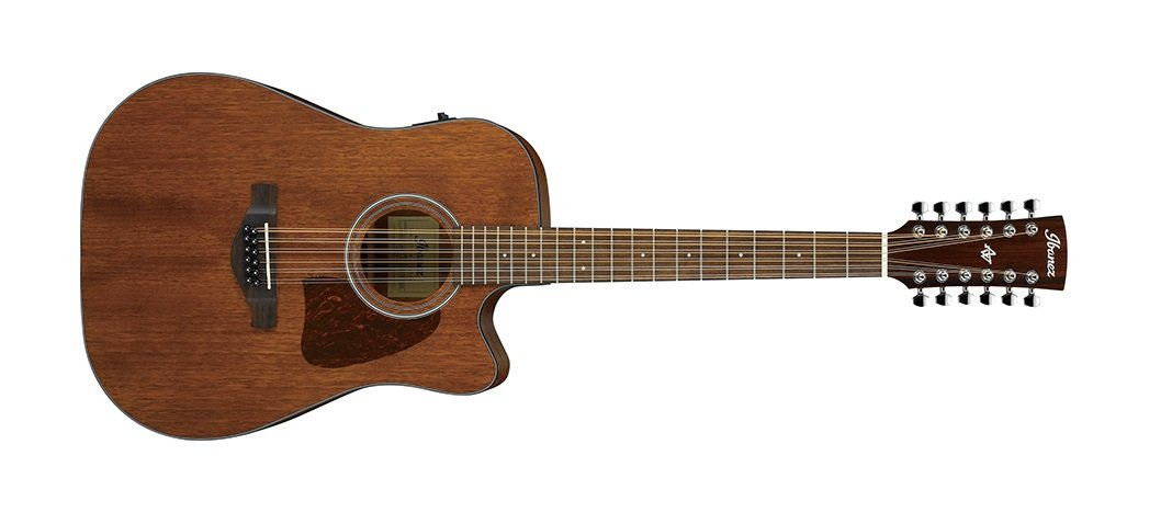 Ibanez AW5412CEOPN Acoustic Electric 12 String Guitar