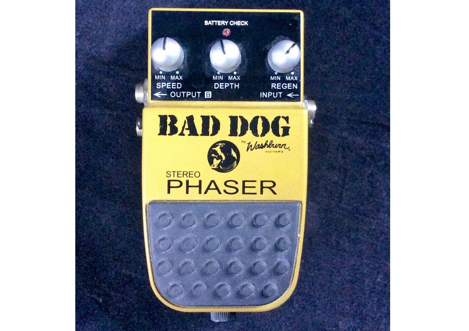 USED Bad Dog Stereo Phaser
