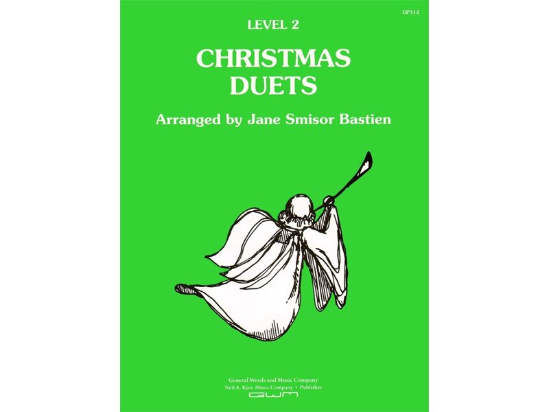 Bastien Christmas Duets for Piano Level 2