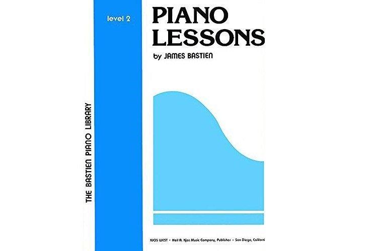 Bastien Piano Library Piano Lessons Level 2