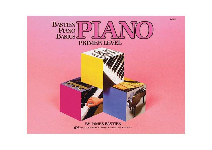 Bastien Piano Basics Primer Level Piano