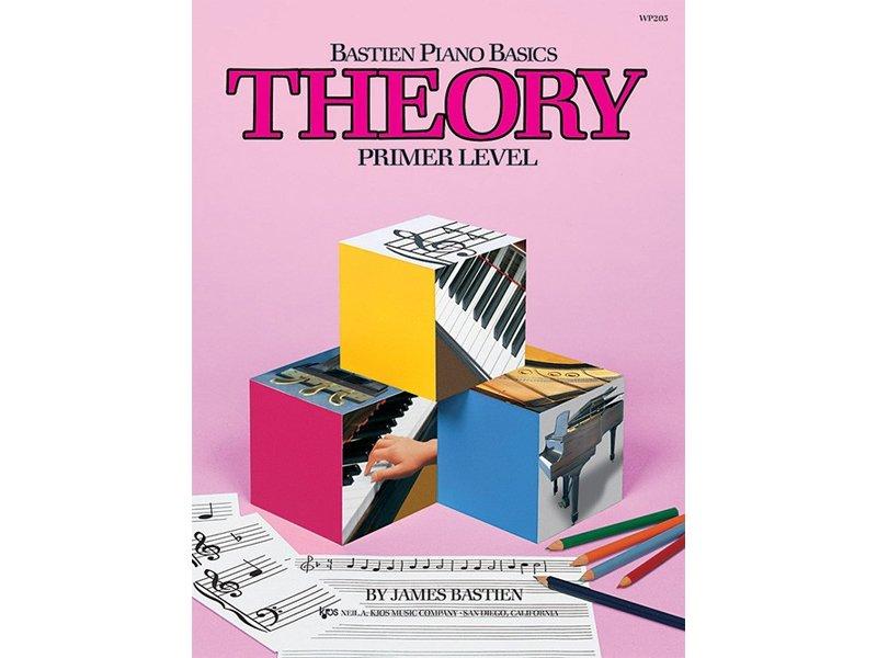 Bastien Piano Basics Primer Level Theory