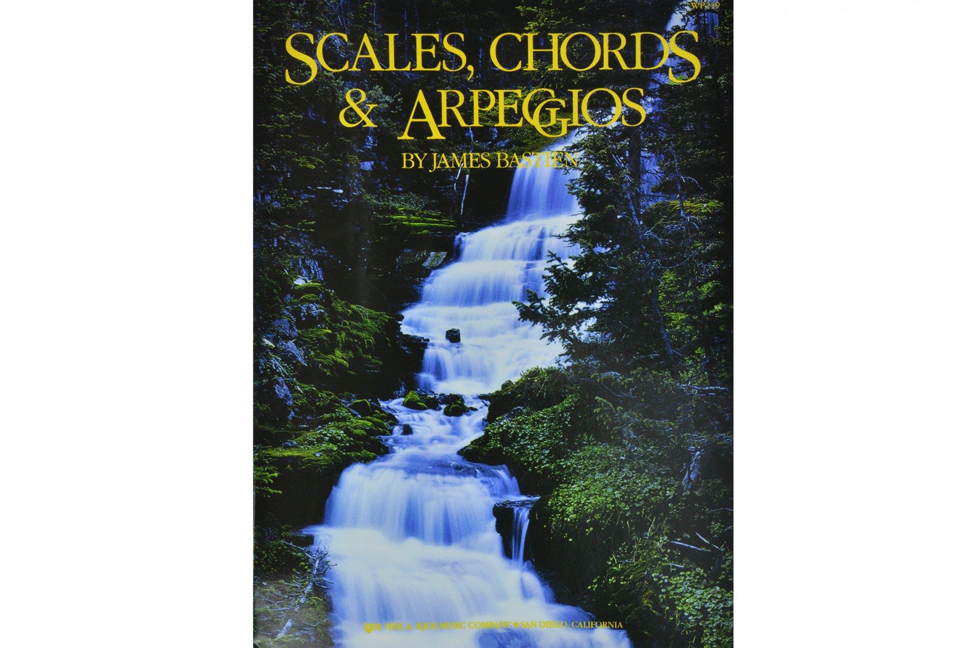 Bastien Scales Chords and Arpeggios