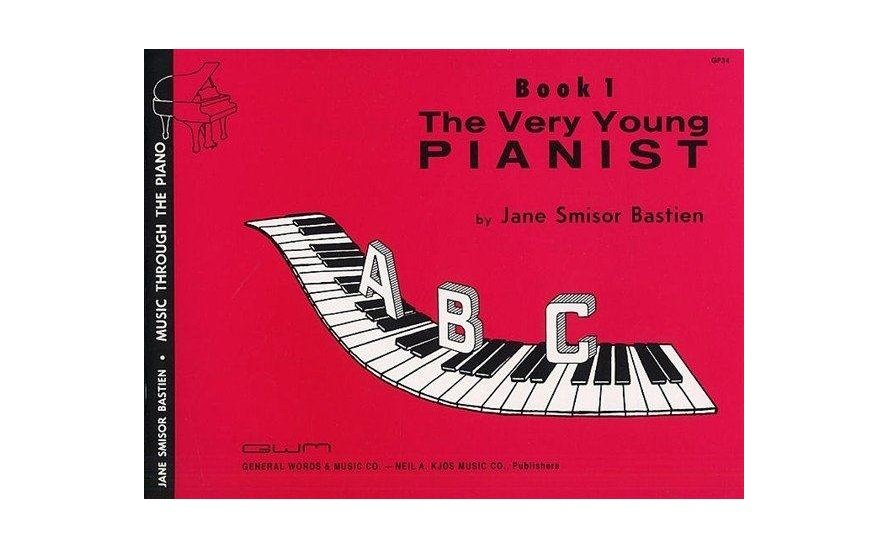 Bastien Very Young Pianist Book 1