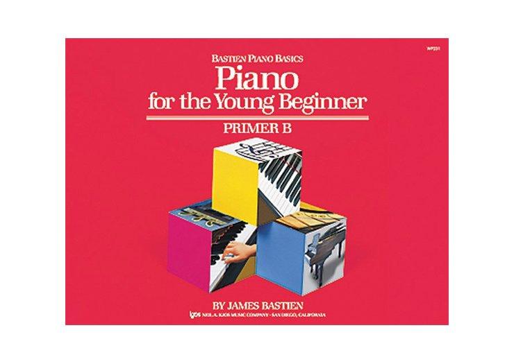 Bastien Piano Basics for the Young Beginner Primer B Piano