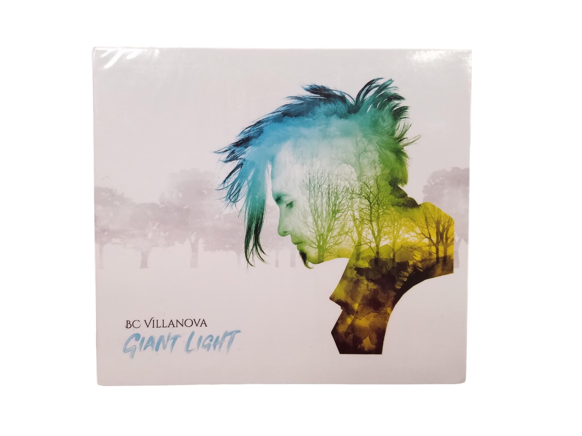 BC VILLANOVA Giant Light-Audio CD Album