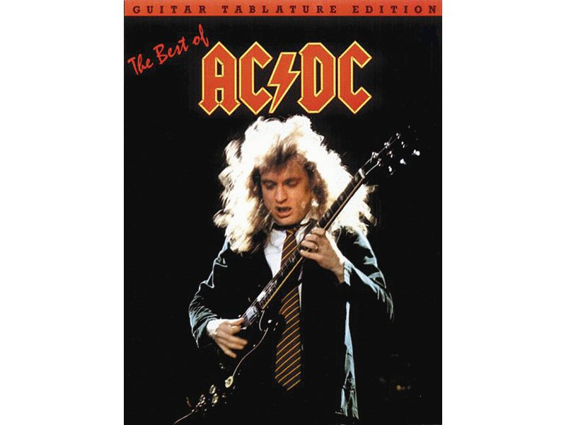 The Best of AC DC Guitar Tab