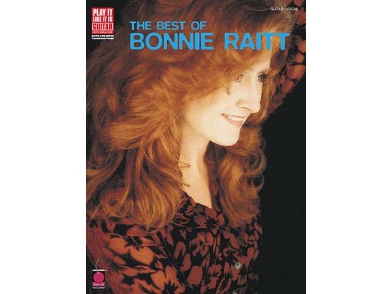 The Best of Bonnie Raitt, Guitar Tab