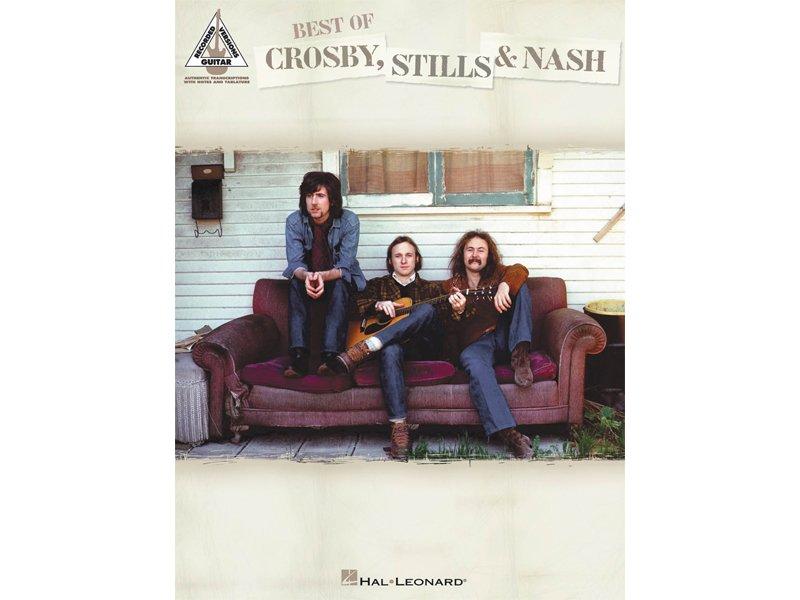 Best of Crosby, Stills & Nash, Recorded Versions