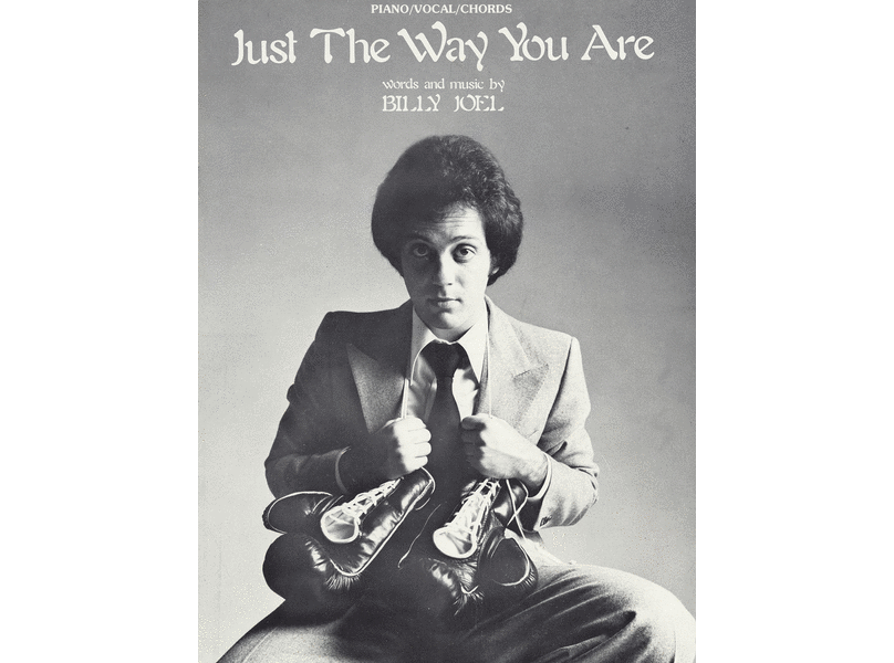 Billy Joel Just The Way You Are Pianovocalguitar 073999542004