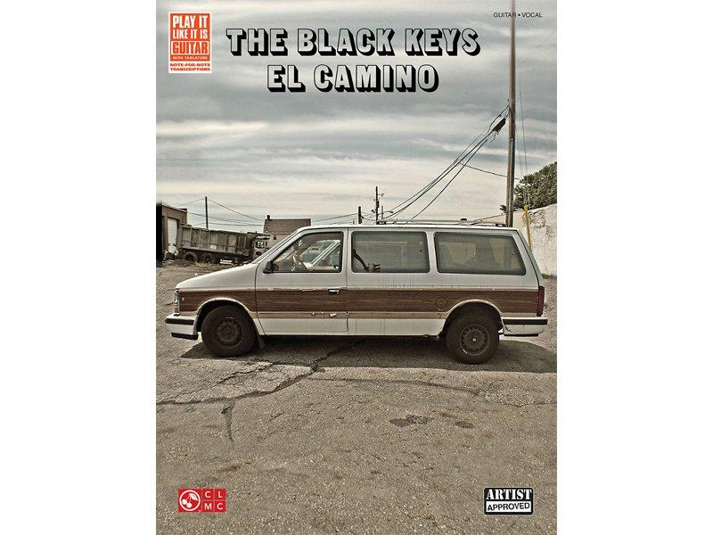 The Black Keys El Camino Guitar Tab