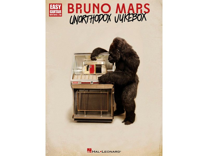 Bruno Mars Unorthodox Jukebox, Easy Guitar