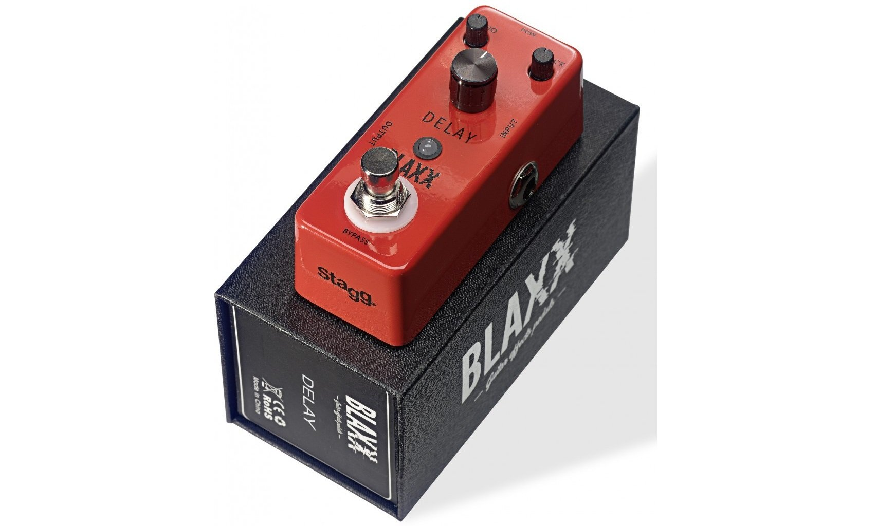 Blaxx Delay Pedal BX-DELAY