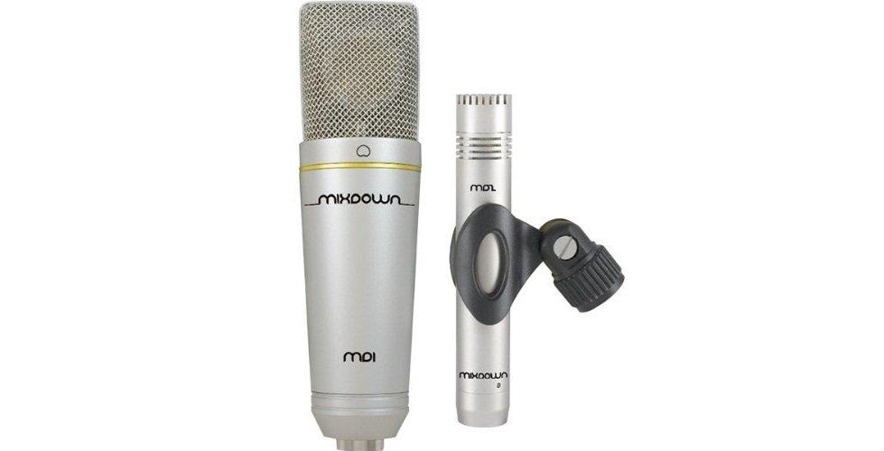 CAD Mixdown Studio2 Microphone Set