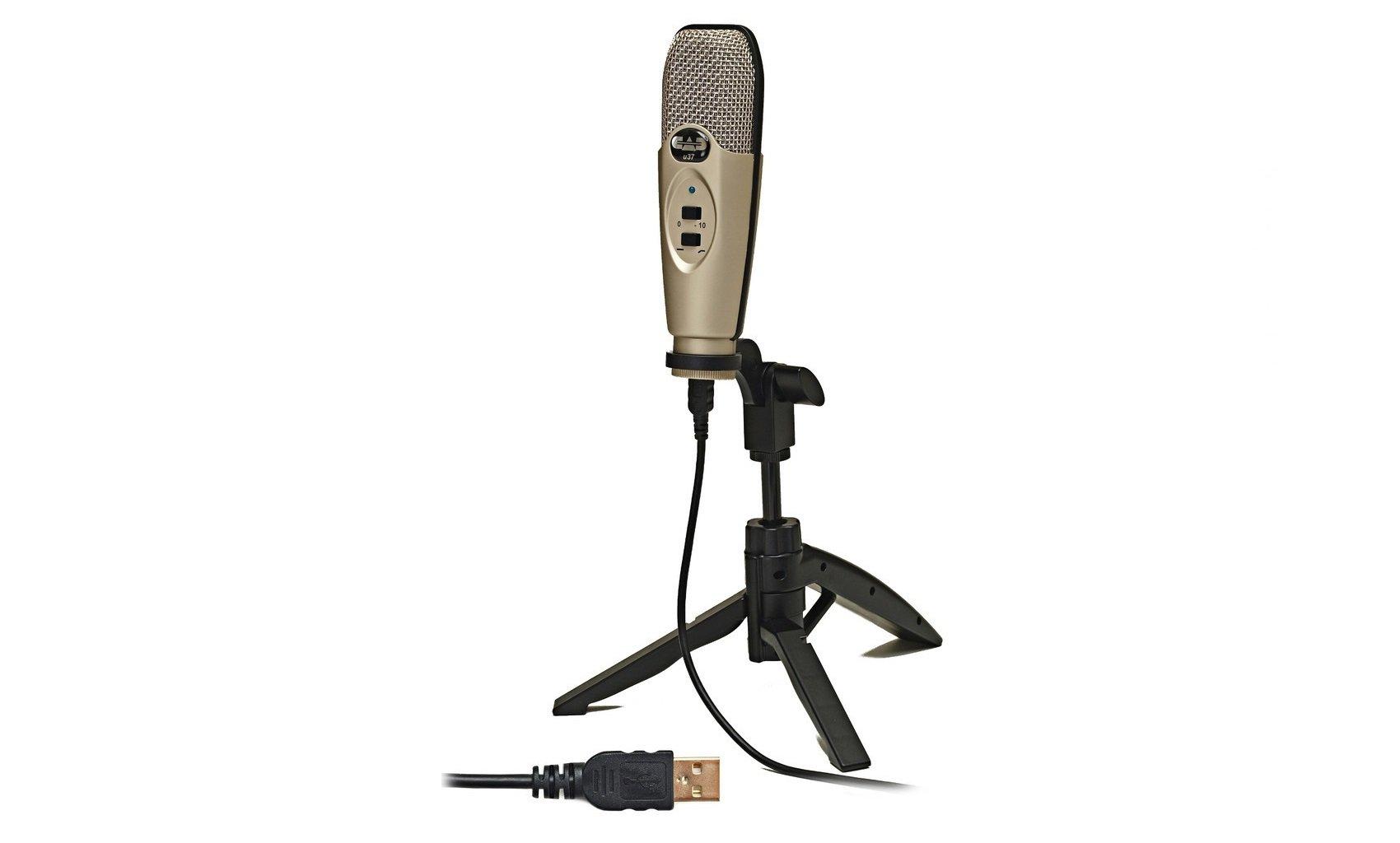 CAD U37 USB Recording Microphone
