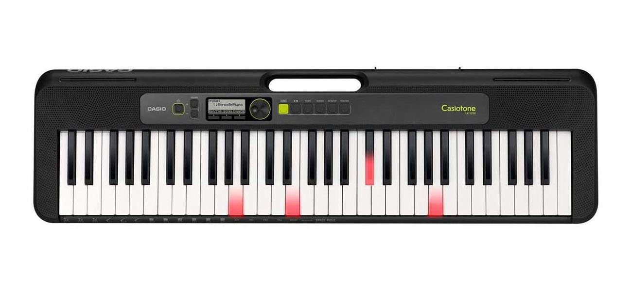 Casio LK-S250 Keyboard with Lighted Keys