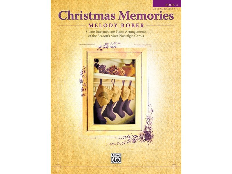 Christmas Memories, Book 3