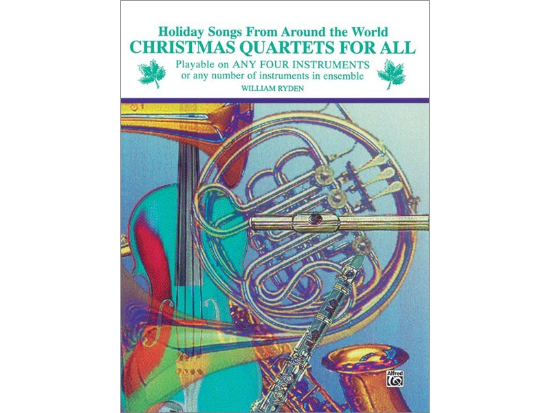 Christmas Quartets for All
