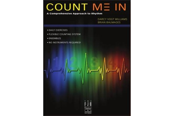 Count Me In, A Comprehensive Approach to Rhythm